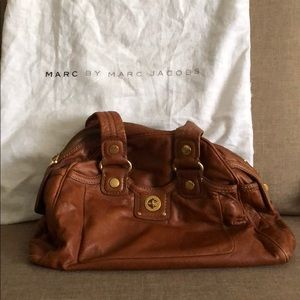 Camel colored Marc by Marc Jacobs purse